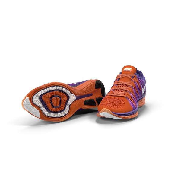Nike FlyKnit Lunar 2 Object