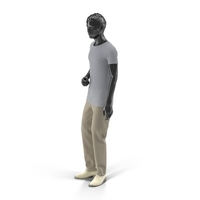 Showroom Mannequin Male  Object