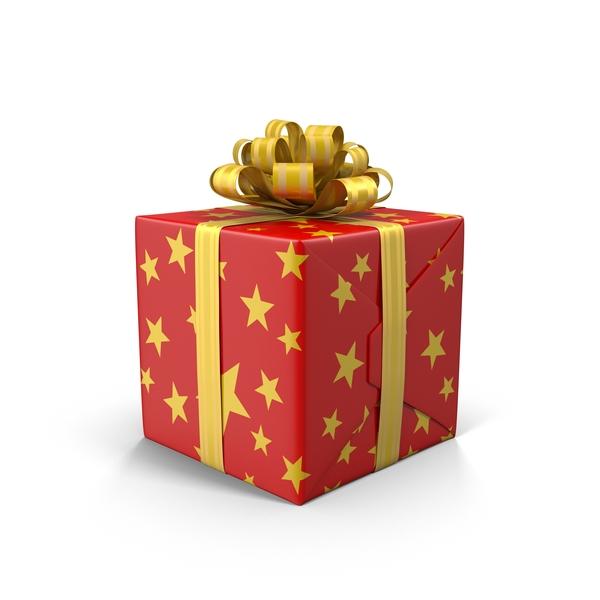 Gift Box Object