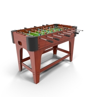 Foosball Table Object