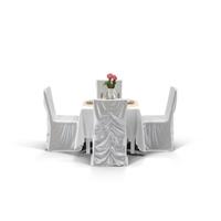 Restaurant Table Object