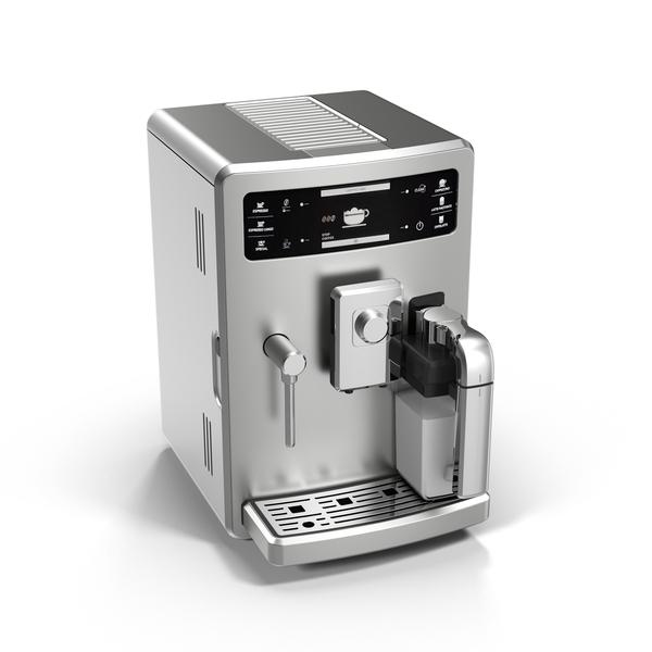 Philips Saeco Xelsis Espresso Machine Object