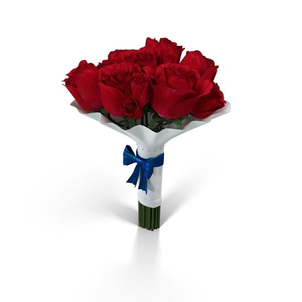Bridal Bouquet Object