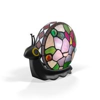 Snail Animal Lamp Object