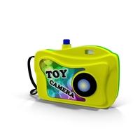 Toy Camera Object