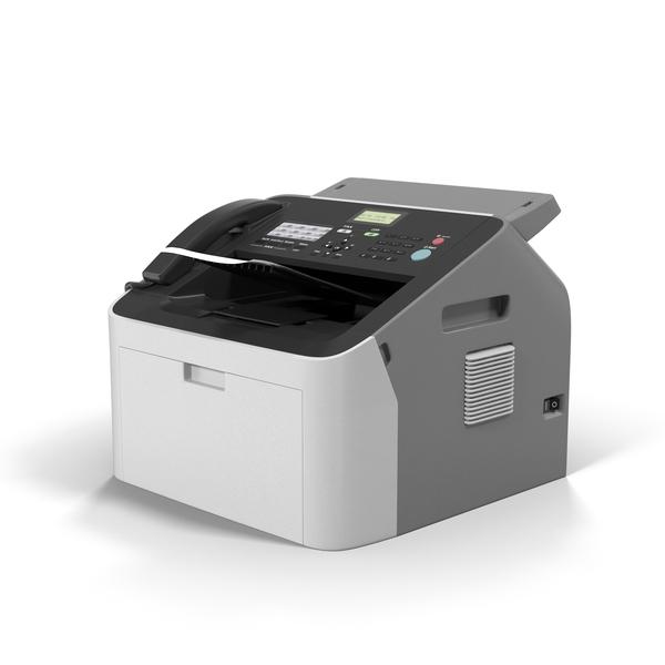 Fax Machine Object