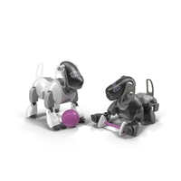 Sony AIBO ERS-7  Object