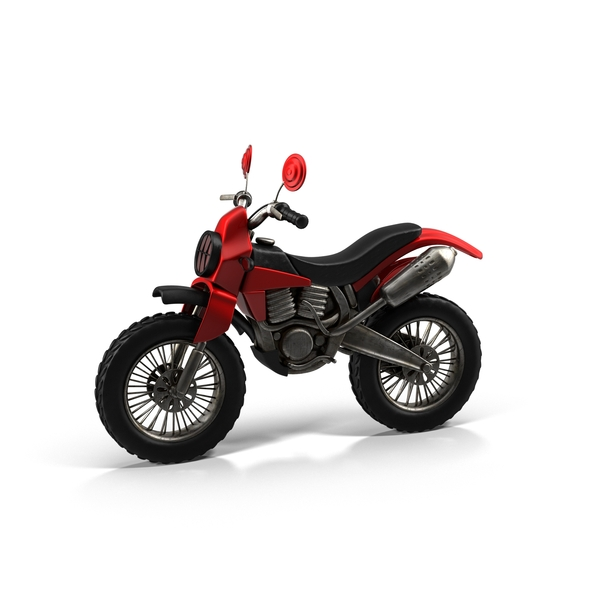 Motocross Object
