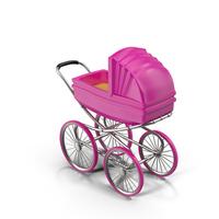 Stroller (Girl) Object