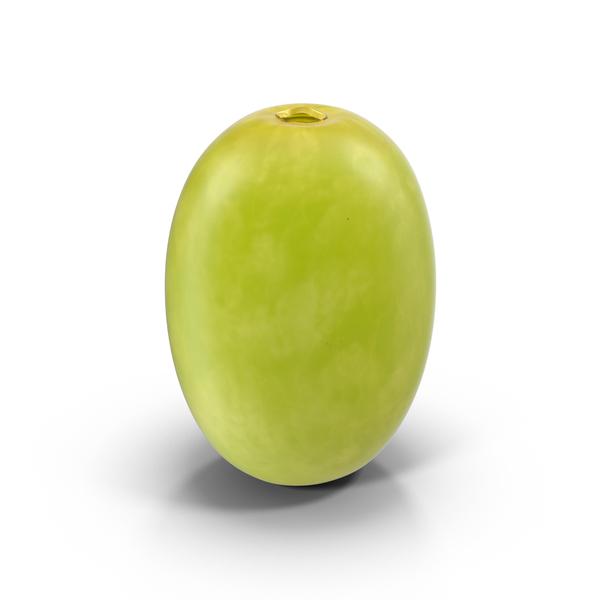 Green Grape Object