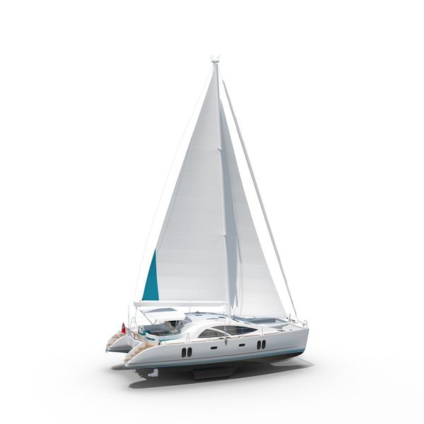 Catamaran Object