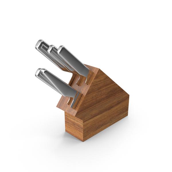 Knife Block Object