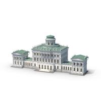 Pashkov House Object