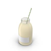 Milk Bottle Object