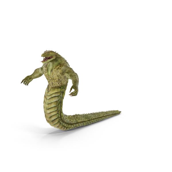 Reptilian Object