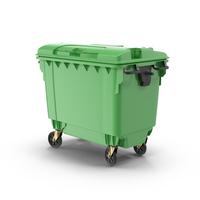 Garbage Bin Object
