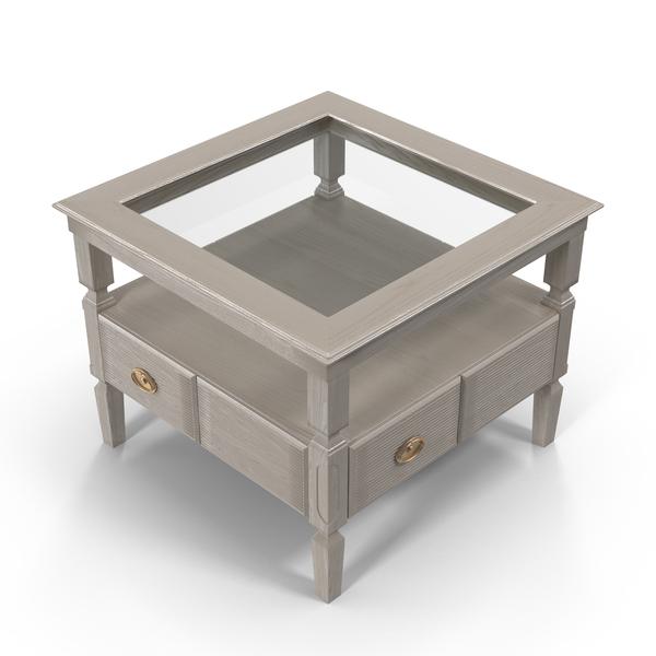 Cavio Fiesole FS1123 End Table Object