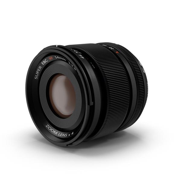 Camera Lens Object