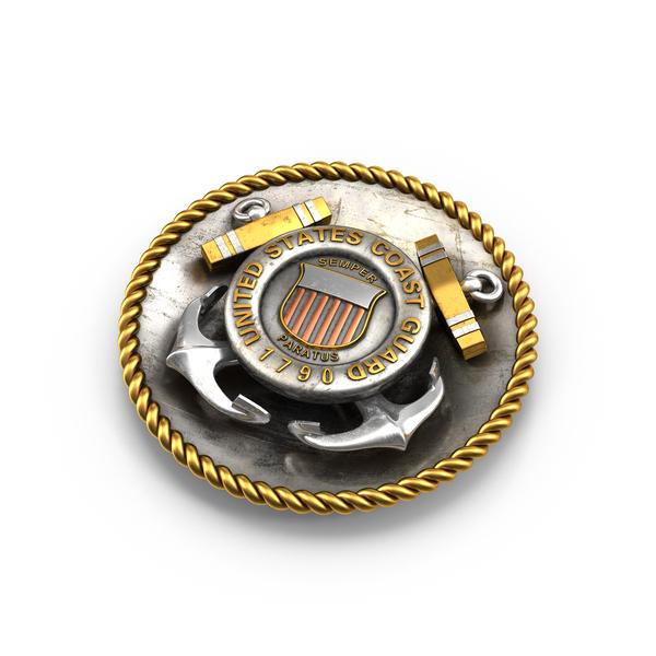 USCG Logo Object