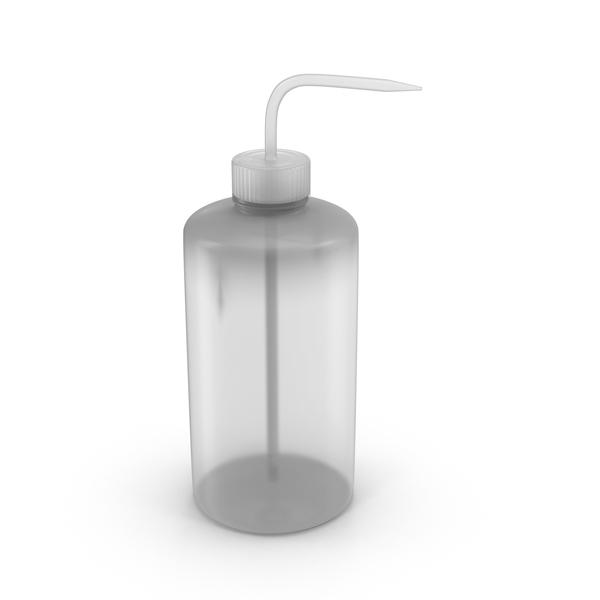 Wash Bottle Object