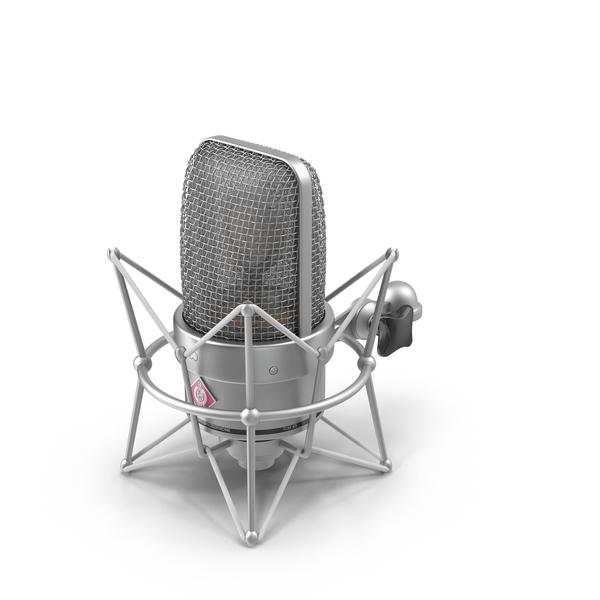 Neumann TLM 49 Condenser Studio Microphone Object