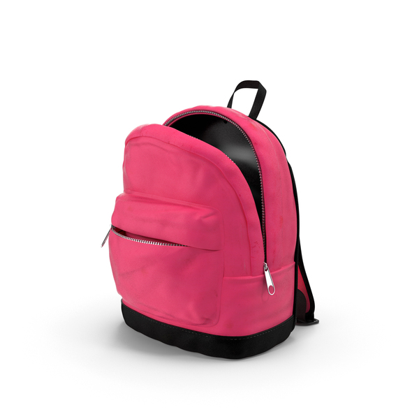 Small Kids Backpack Object