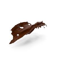 Chocolate Splash Object