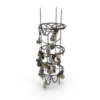Fantasy Kitchen Rack Object
