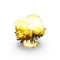 Large Explosion  Object