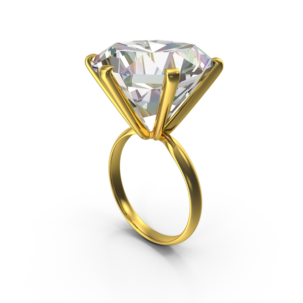 Diamond Ring Object