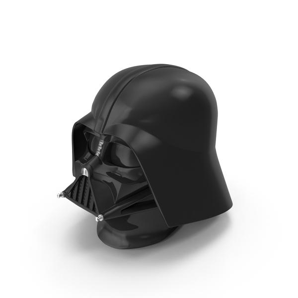 Darth Vader Helmet Object