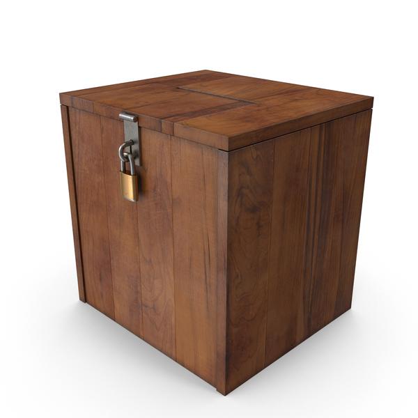 Classic Ballot Box Object