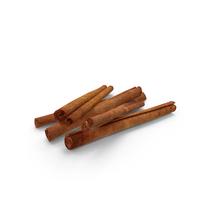 Cinnamon Sticks Object