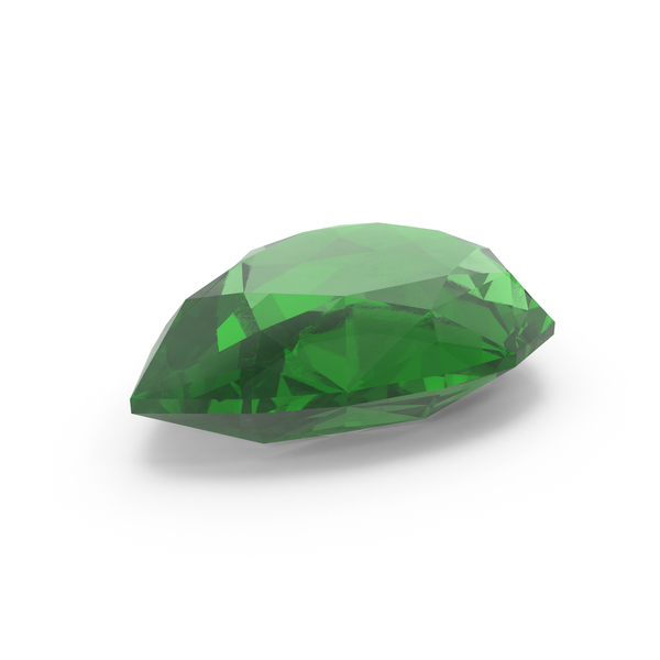 Pear Emerald Object