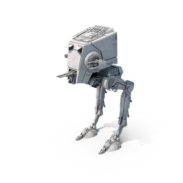 AT-ST Scout Walker Object