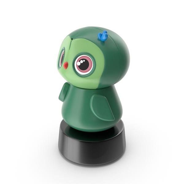 Robot Owl Object