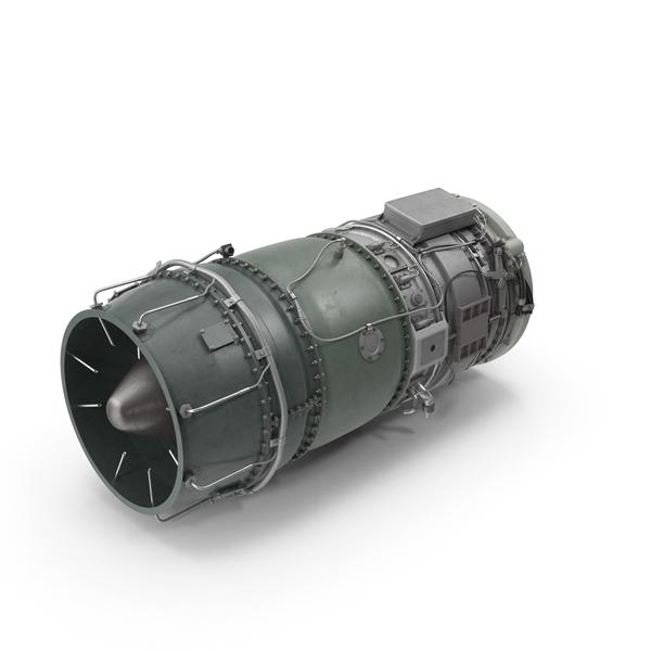 Turbojet Engine Object