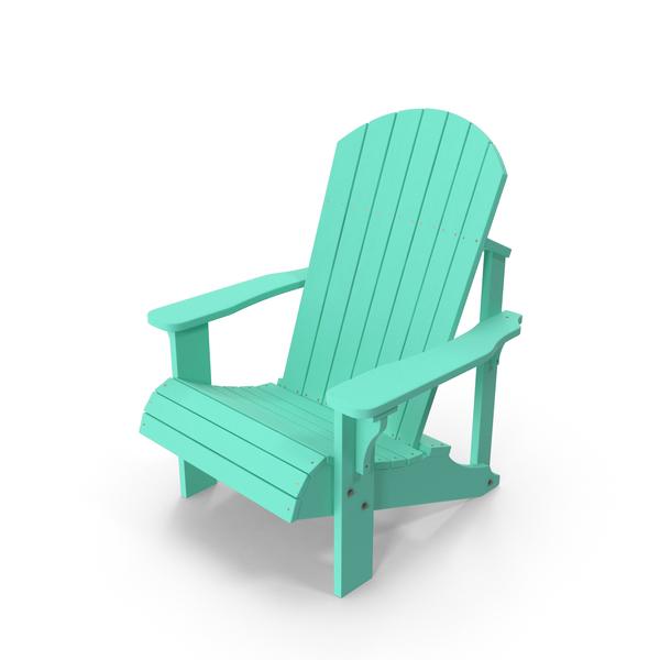Adirondack Chair Object