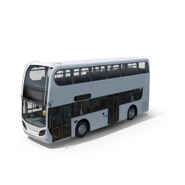 London Bus Enviro400 Object