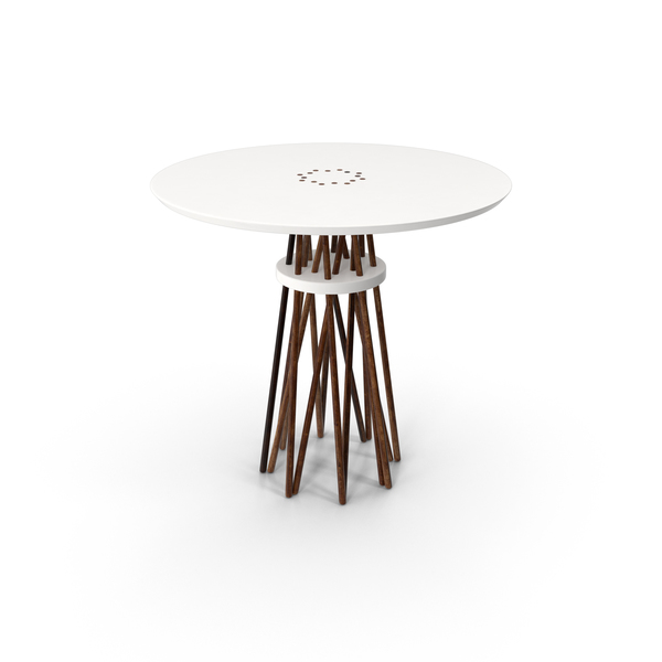 Modern Accent Table Object