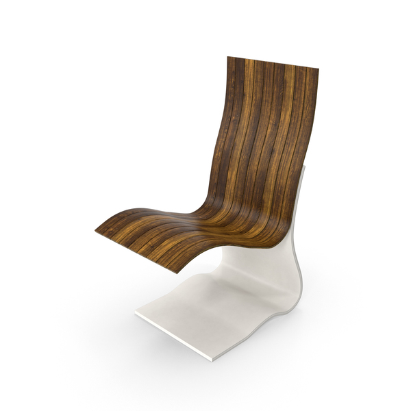 Bent Wood Chair Object