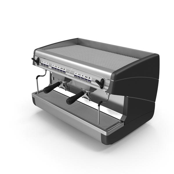 Espresso Machine Object