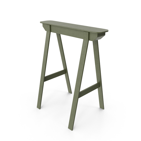 Sawhorse Stand Object
