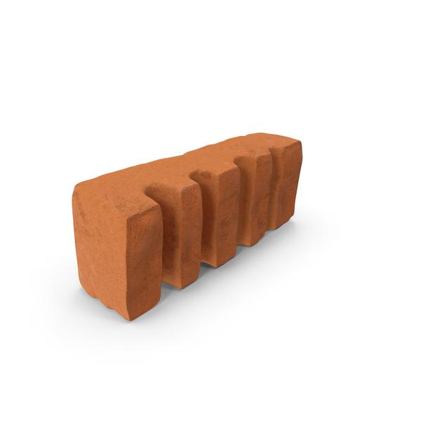 Broken Brick Object