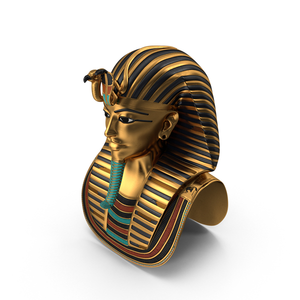 King Tut Burial Mask Object