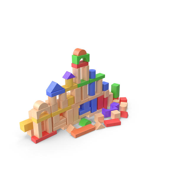 Baby Building Blocks Set Object