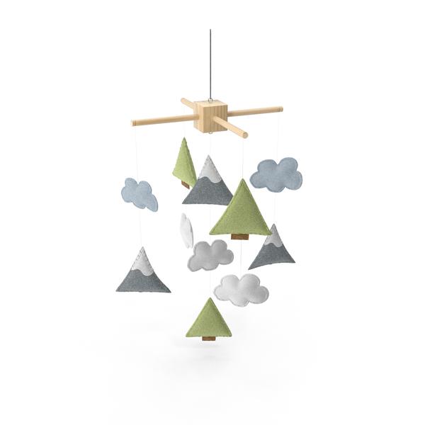 Nursery Mobile Object