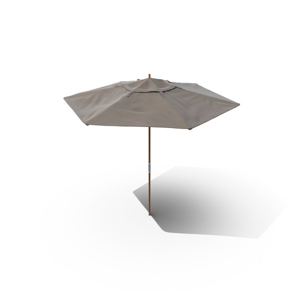 Outdoor Table Umbrella Object