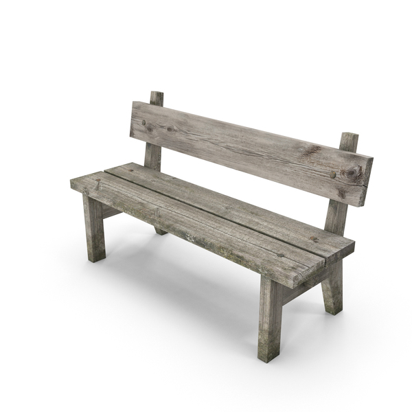 Outdoor Bench Object