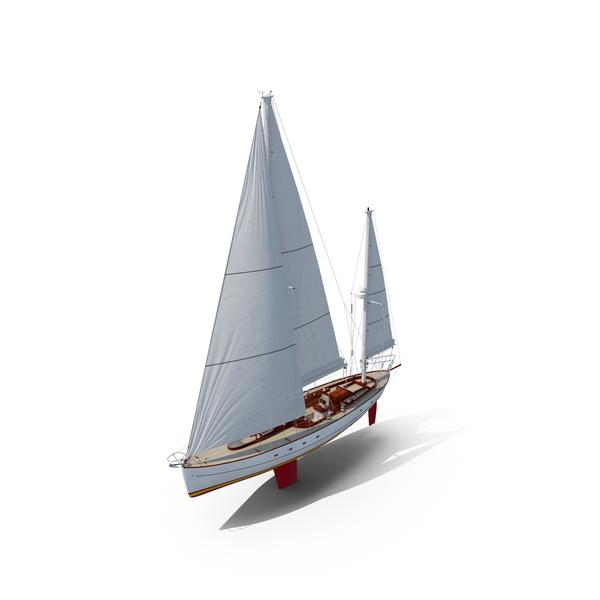 Sailing Yacht Object
